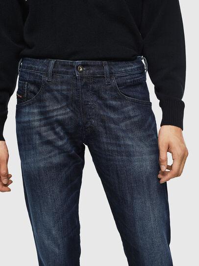 Diesel - D-Bazer 0095W, Bleu Foncé - Jeans - Image 3