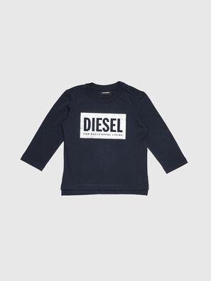 TIRRIB-R, Bleu Foncé - T-shirts et Hauts