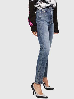 D-Eiselle 0098W, Bleu moyen - Jeans