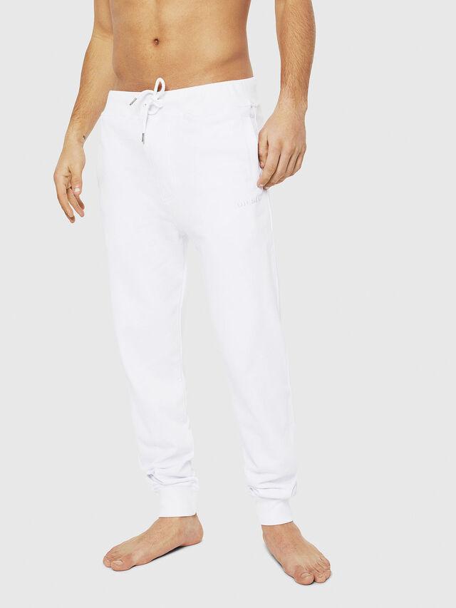 Diesel - UMLB-PETER, Blanc - Pantalons - Image 1