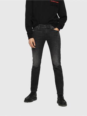 Thommer 0687J, Noir/Gris foncé - Jeans