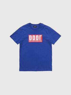 TJUSTA9, Bleu - T-shirts et Hauts