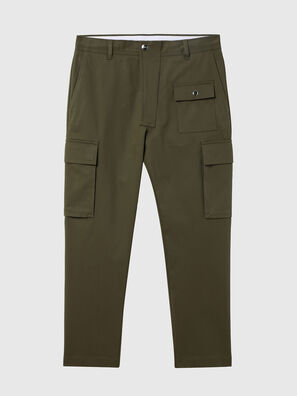 P-BRANDEN, Vert Militaire - Pantalons