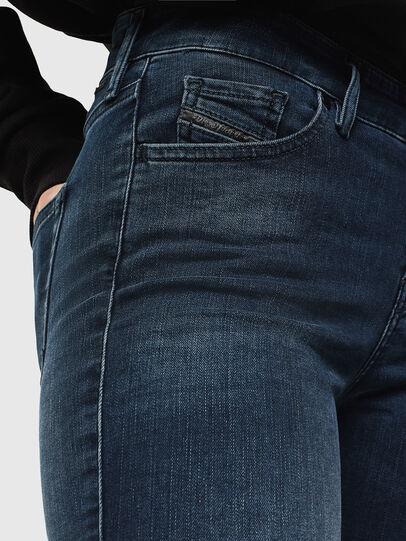 Diesel - Slandy 084UT, Bleu Foncé - Jeans - Image 3