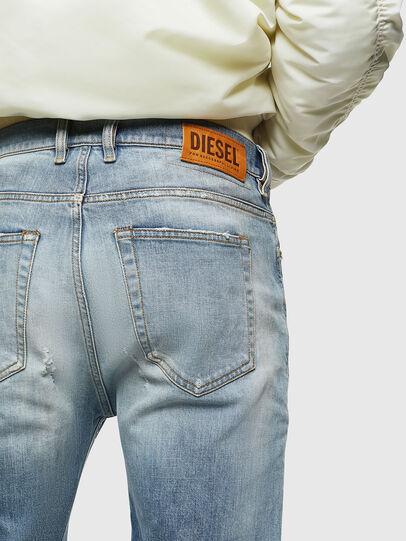 Diesel - D-Vider 0097J, Bleu Clair - Jeans - Image 5