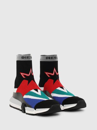 Diesel - H-PADOLA HIGH SOCK, Multicolore - Sneaker - Image 2