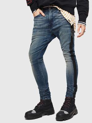 D-Amny 069GB, Bleu moyen - Jeans
