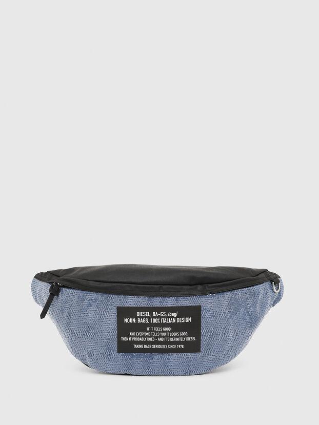 D-THISBAG BELT, Bleu/Noir - Sacs ceinture