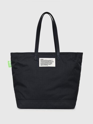 Cabas vert label