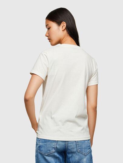 Diesel - T-SILY-R4, Blanc - T-Shirts - Image 2