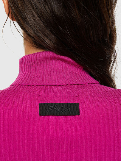 Diesel - M-KIMBERLY, Fuchsia - Pull Maille - Image 3
