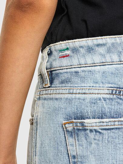 Diesel - D-Joy 009JR, Bleu Clair - Jeans - Image 5