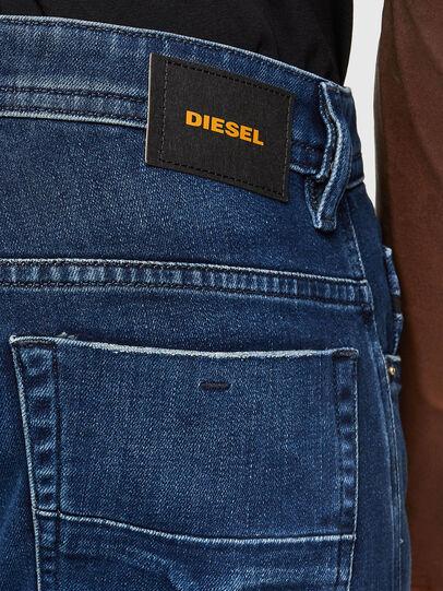 Diesel - Thommer 009JE, Bleu Foncé - Jeans - Image 4