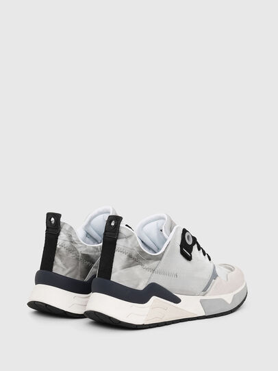 Diesel - S-BRENTHA LC, Gris Clair - Baskets - Image 3