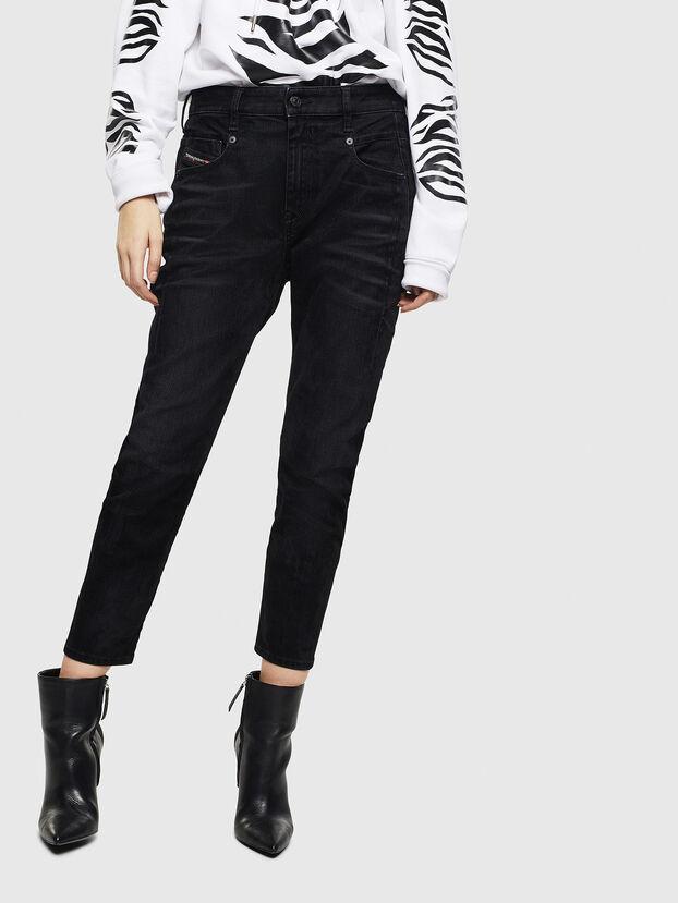 Fayza 0091I, Noir/Gris foncé - Jeans