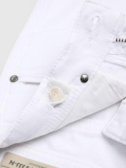 Diesel - LOWLEEH-J JOGGJEANS-N, Blanc - Jeans - Image 4