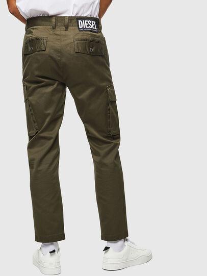Diesel - P-JARED-CARGO, Vert - Pantalons - Image 2