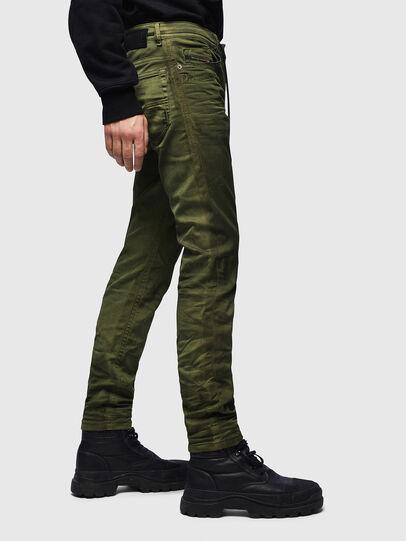 Diesel - Thommer JoggJeans 069MM, Vert - Jeans - Image 5