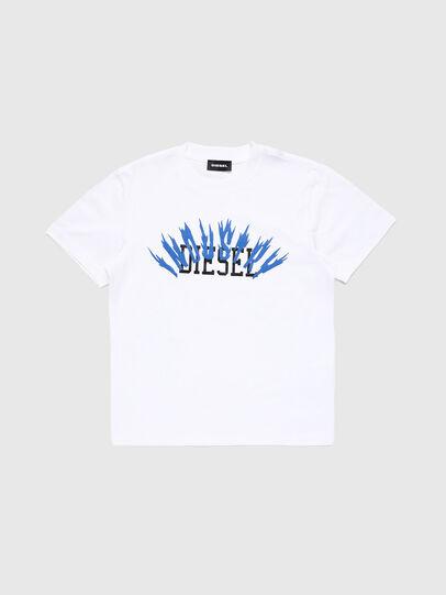 Diesel - TDIEGOA10, Blanc - T-shirts et Hauts - Image 1