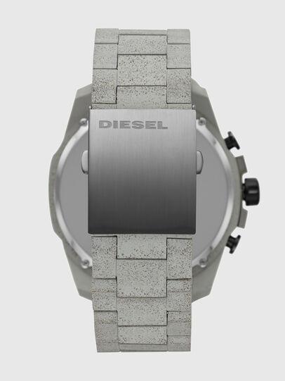 Diesel - DZ4513, Gris argenté - Montres - Image 3