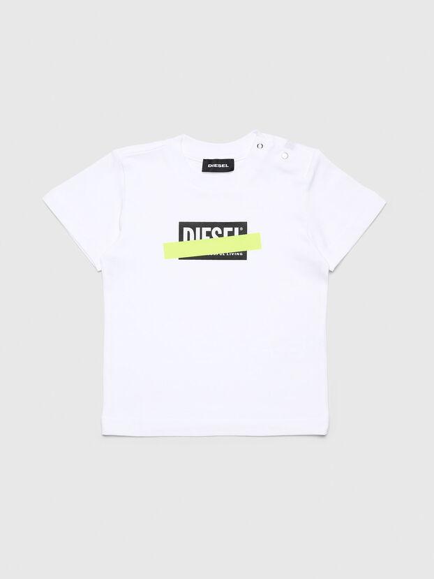 TJUSTDIXB, Blanc - T-shirts et Hauts