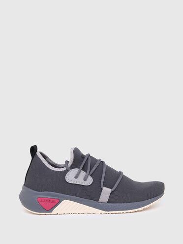 Sneakers à enfiler en mesh stretch