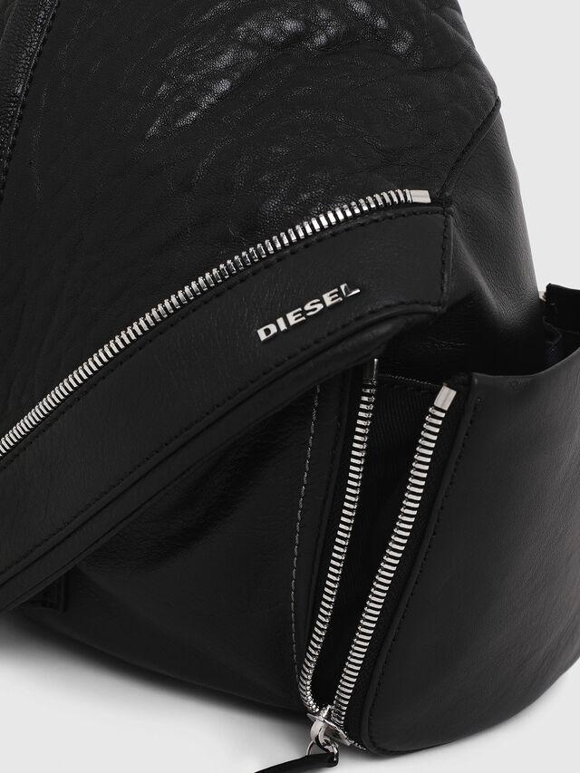 Diesel - LE-MHONIC, Noir - Sacs à dos - Image 5