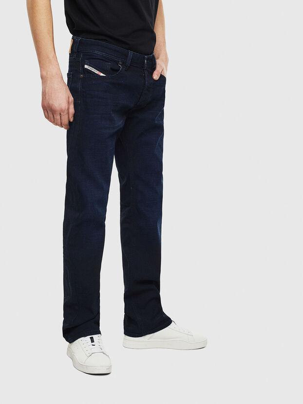 Larkee 0098I, Bleu Foncé - Jeans