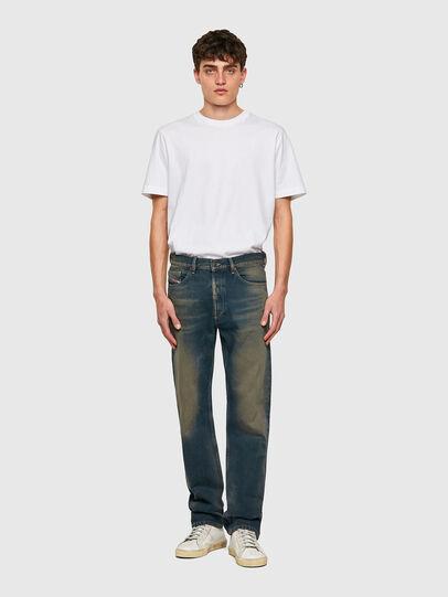 Diesel - D-Macs 009VK, Bleu/Vert - Jeans - Image 5