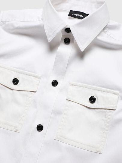 Diesel - CSKOSOV OVER, Blanc - Chemises - Image 3