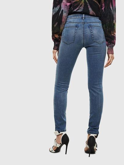 Diesel - D-Ollies JoggJeans 069MC, Bleu moyen - Jeans - Image 2