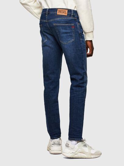 Diesel - D-Strukt 009MI, Bleu Foncé - Jeans - Image 2