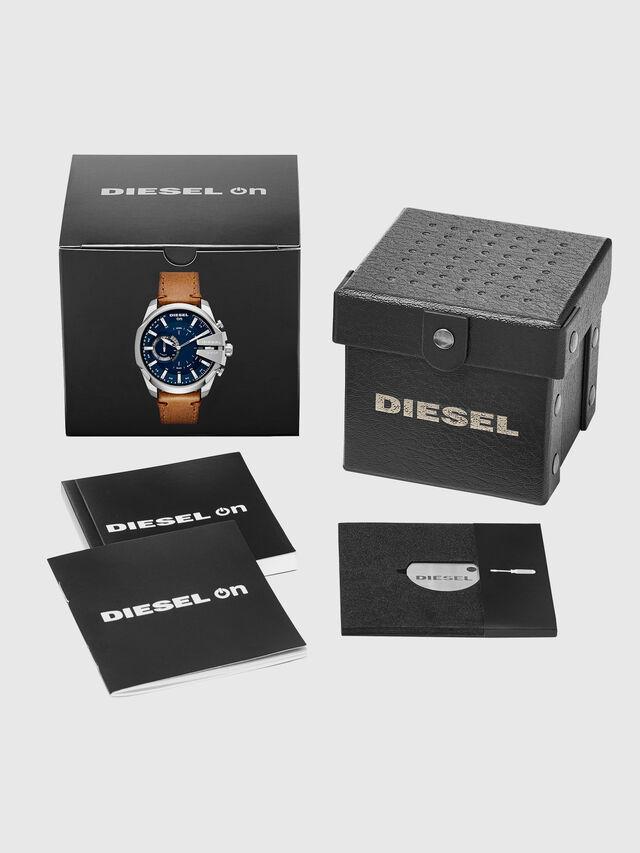 Diesel - DT1009, Marron - Smartwatches - Image 4