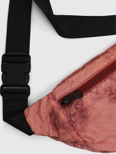 Diesel - BELTPAK, Rouge - Sacs ceinture - Image 6