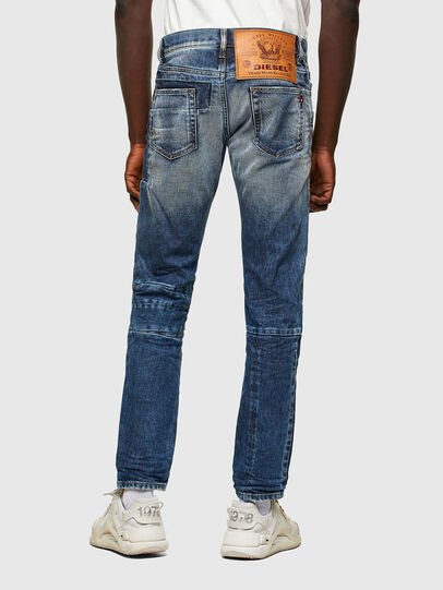 Diesel - D-Strukt 009NI, Bleu moyen - Jeans - Image 2