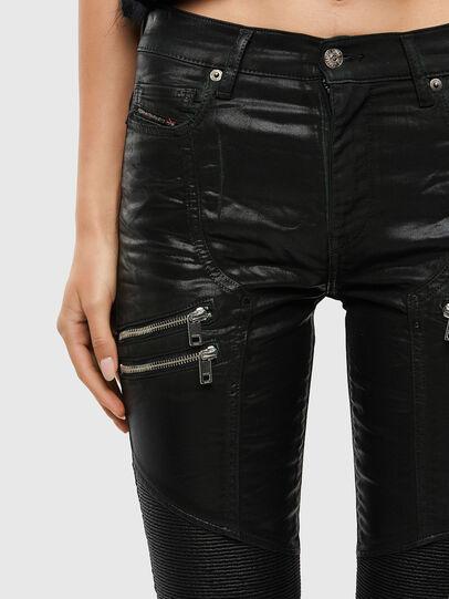Diesel - D-Ollies JoggJeans® 069QQ, Noir/Gris foncé - Jeans - Image 5