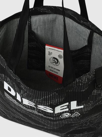 Diesel - D-THISBAG SHOP M, Noir - Cabas et Sacs d'Épaule - Image 7