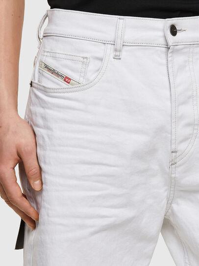 Diesel - D-Vider 003AF, Blanc - Jeans - Image 3