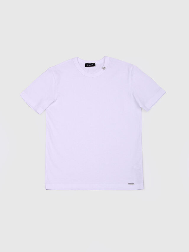 Diesel - TOCLE, Blanc - T-shirts et Hauts - Image 1