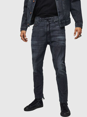 D-Vider JoggJeans 0090H, Bleu Foncé - Jeans