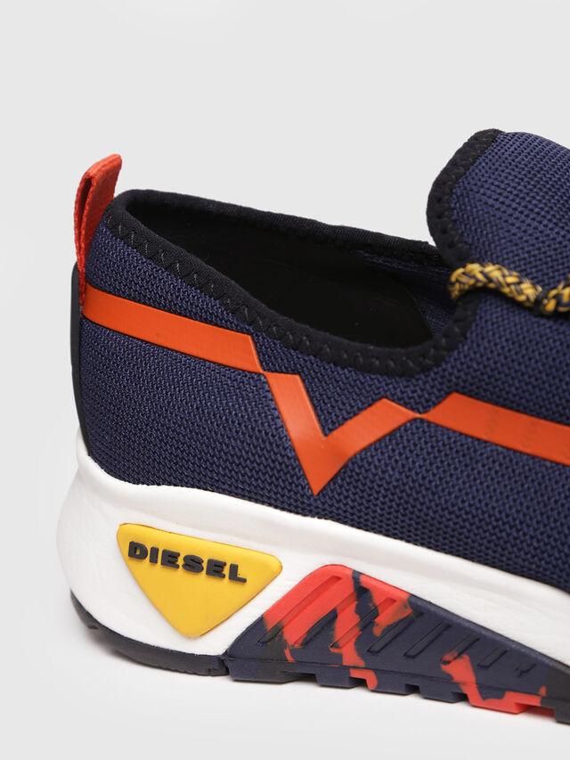 Diesel - S-KBY, Bleu Foncé - Baskets - Image 4
