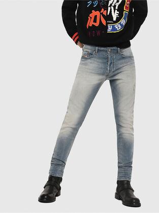 Tepphar 081AP, Bleu Clair - Jeans