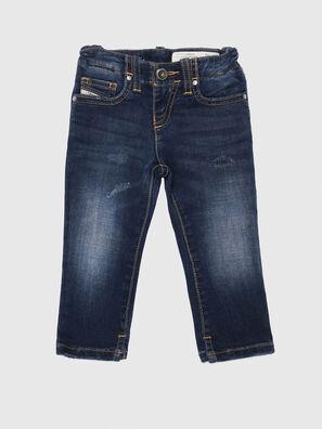 GRUPEEN-B-N, Bleu moyen - Jeans
