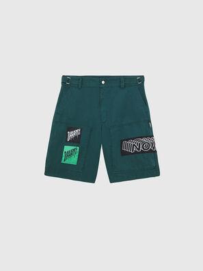 P-DUGA-SHO, Vert Foncé - Shorts