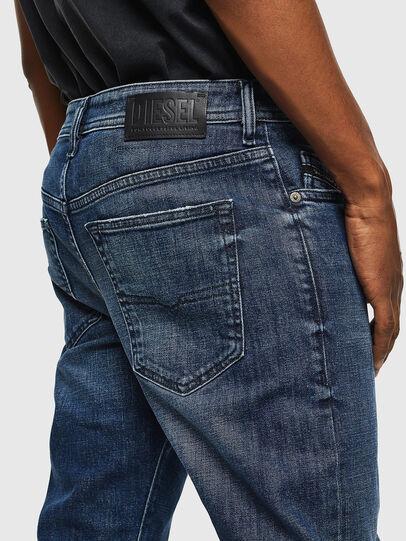 Diesel - Buster 0098P, Bleu Foncé - Jeans - Image 4