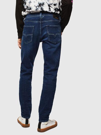 Diesel - Larkee-Beex 0095T, Bleu Foncé - Jeans - Image 2