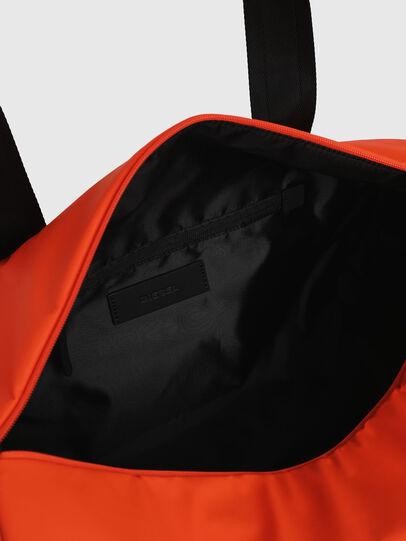 Diesel - F-BOLD DUFFLE, Orange - Sacs de voyage - Image 5