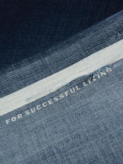 Diesel - WIDEE-J, Bleu moyen - Jeans - Image 3