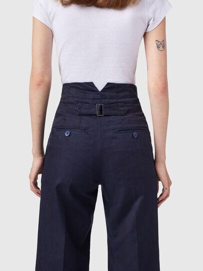 Diesel - D-Ebbey JoggJeans® 0CEAT, Bleu Foncé - Jeans - Image 4
