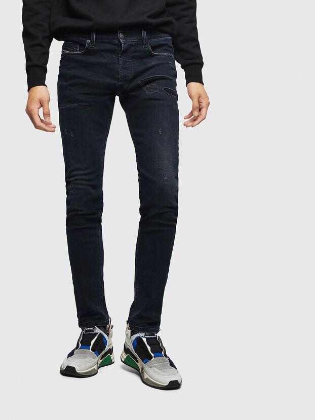 Tepphar 069GM, Noir/Gris foncé - Jeans